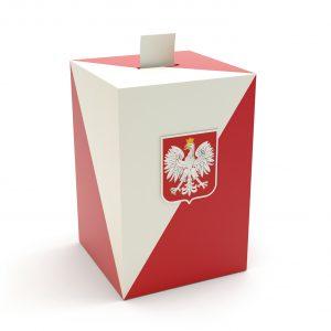 Wybory samorządowe 2018 - banery, plakaty, rollup, ulotki