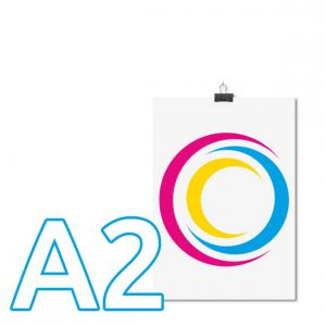 Plakaty A2 drukarnia wDruk