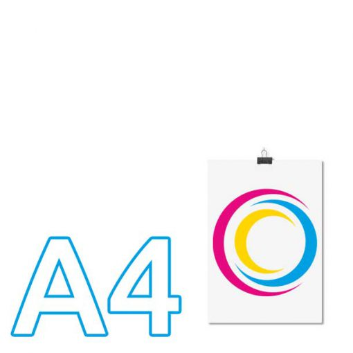Plakaty A4 drukarnia wDruk