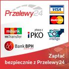 Przelewy24 - metoda płatności