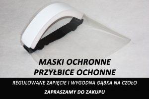 Przyłbica ochronna - maska ochronna